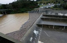 01/09/2017 - California storms add 350 billion gallons to parched reservoirs