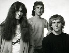 My daughter is loving the early Rush shots. She is an absolutely lovely girl, but she proudly insists that she had a phase where she looked just like Geddy Lee. And I have to say, I really can't argue. That's really weird but true.