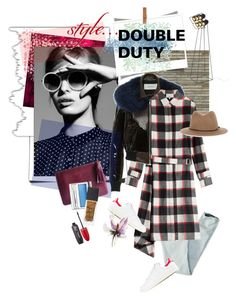 """""""Double Duty"""" by watereverysunday ❤ liked on Polyvore featuring Rodarte, American Eagle Outfitters, 3.1 Phillip Lim, Graphic Image, rag & bone, Clinique, NARS Cosmetics, adidas Originals, Seletti and TrickyTrend"""