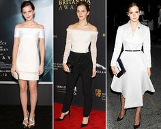 #HowToWearIt: Evening White  #InStyle