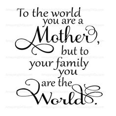 Mothers Day Quotes Discover SVG Mother to the World svg Mothers Day svg Mom svg Mothers gift svg Mother quote svg New Mom svg Pallet Sign svg Greeting Card svg Mothers Day Inspirational Quotes, Happy Mother Day Quotes, Mother Day Wishes, Happy Quotes, Mother Birthday Quotes, Mother Poems From Daughter, Mothers Love, Happy Mothers Day Daughter, Mom Poems