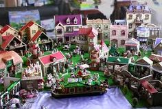 Image result for map of sylvania Sylvanian Families