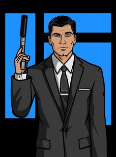 sterling archer - Google Search