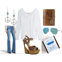 """""""Happy Hippies"""" by winnipesaukee on Polyvore"""