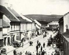 ... régi Kolozsvár-i utca részlet ...