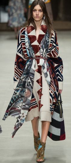Burberry Fall 2014