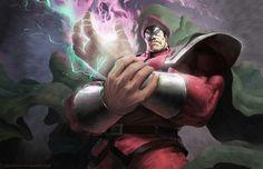 Street Fighter : Bison