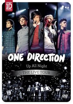 One Direction: Up All Night - The Live Tour (U.S. Version