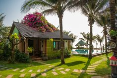 Veranda Beach Resort is a popular choice amongst travelers in Phan Thiet, whether exploring or just passing through. Both business travelers and tourists can enjoy the hotel's facilities and services. Facilities like room service, free Wi-Fi Phan, Beach Resorts, Vietnam, Asia, Villa, Explore, House Styles, Ticket, Wi Fi