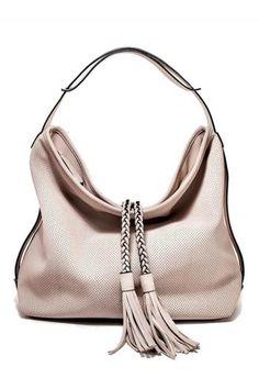 25b51f2c5d Perforated Shoulder Bag - Mint - She Anna Bella
