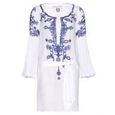 Embellished Silk-Crepe Tunic ∇ Emilio Pucci ¦ mytheresa
