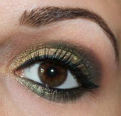 green eye make up / Moonshine Eyeshadow Sommer & Frühling http://www.talasia.de/2014/05/31/eyes-moonshine-lidschatten-sommer-frhling/ #eotd #eyemakeup #eyes