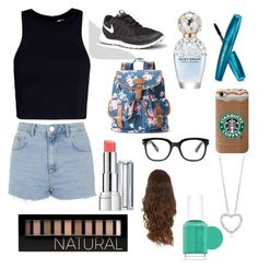 """""""First day of school outfit!"""" by lexibubbles808 on Polyvore"""