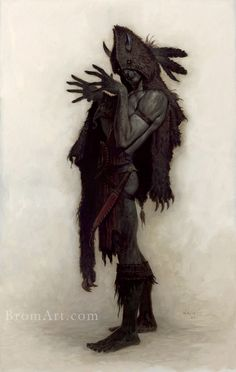 Nipi from 'Krampus the Yule Lord'