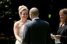 Real Bride Ann wearing our Charlotte Headband and Tea Party Cuff | photographer - http://mattreganphoto.com/