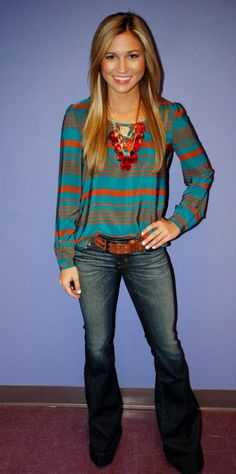 jean, hair colors, statement necklaces, style, fall outfits