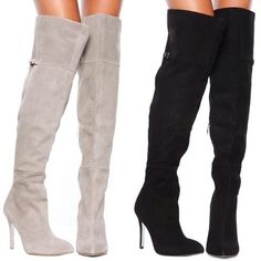 4771b4fff08  ShareIG Ooh baby! Everyone needs a thigh high boot this season and Cassie  is