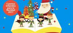 Los mejores cuentos infantiles para la Navidad 2017.