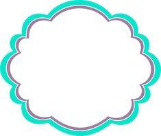 Binder Cover Templates, Binder Covers, Scrapbook Frames, Baby Scrapbook, Christening Invitations Girl, Cake Logo Design, Baby Shower Deco, Mermaid Invitations, Poster Background Design