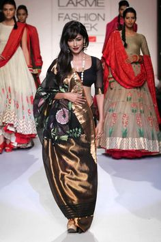 Chitrangda Singh at the Lakme Fashion Week Day 4 #Bollywood #Fashion