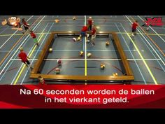 Opschieten - Mijn VolleybalXL Youth Games, Gym Games, Kids Gym, Kids Sports, Physical Education Activities, Adaptive Sports, Pe Ideas, Team Challenges, Group Games