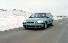 2003 Volvo V70R AWD