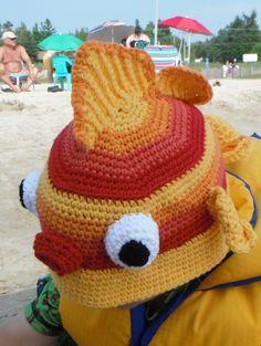 INSTANT DOWNLOAD Crochet Pattern Here Fishy by speckledfrogcrochet, $4.99