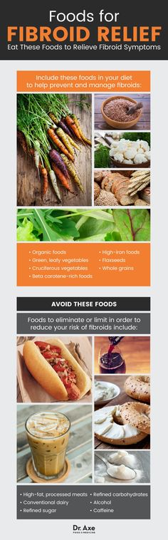 Foods for fibroids relief - Dr. Axe