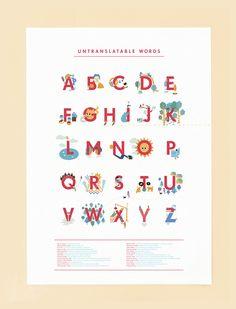 Fuchsia Macaree y su diccionario de palabras intraducibles en http://monkeyzen.com