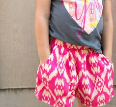 SEWING PATTERN RELEASE!  The Calypso Culottes pattern is here!  Check out the blog for details and inspiration.