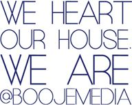 Welcome to the House of Booje