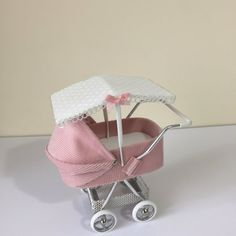 1/12th scale dolls house, dollhouse, canopy for pram / stroller