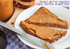 Get more Peanut Butter Fun Facts plus recipes and nutritional information from @peanutfarmers at MiscFinds4u