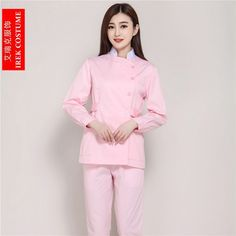 2015 Real New Arrival Women Woven Medical Suit Womens Nurse Uniform Clothing For Work In Hospital Medical Lab Coat Store Color Durable Modeling Nurse Uniform