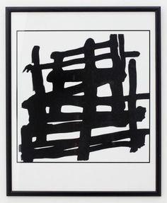 Keld Helmer-Petersen – Untitled (Black Noise), 2010