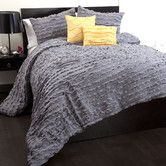 Found it at Wayfair - Lush Decor Modern Chic 5 Piece Comforter Set