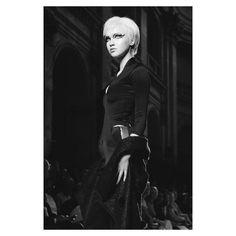 Photographer looking for Photo Agency for Fashion Week  Modèle @tomanovamichaela défilé @julienfournie  @jeanfrancoispfeiffer - - - - - - #fujifeed #fujilove #fujifilmxt2 #blacknwhite_perfection #runwayshow #backstage #parisfashionweek #hautecouture #julienfournie #model #topmodel #paris #portraitmood #fashion #fashionmagazine #lookingformodels #instagood #instasize #instafashion
