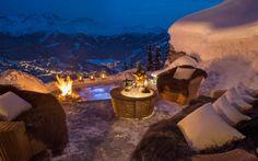 Luxuriöste atemberaubendste Chalets der Alpen | Luxusurlaub,Chalets,luxus möbel,wohnideen,einrichtungs Ideen, wohnzimmer design