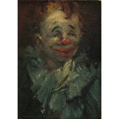 everett shinn/clown -