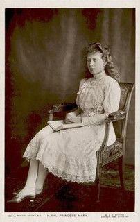 Princess Royal Mary of Britain, future Viscountess Lascelles 1897-1965 | Flickr - Photo Sharing!