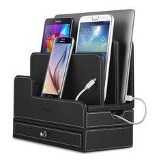 Dock EasyAcc ricarica i dispositivi e mette ordine sulla scrivania: solo 2499…