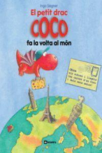 El Petit drac Coco fa la volta al món i envia les cartes d'allà on està. Les vols llegir? (a partir dels 7 anys)