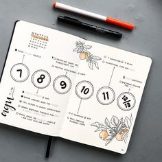 Creative Organization: Weekly Spread Idea for your Bullet Journal. Bujo weeklies. Planner inspiration. Organizer & Scrapbook Design @bumblebujo on Instagram https://www.instagram.com/p/BYeY5rXjCou/