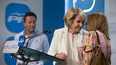Aguirre ofrece a C's y al PSM un tripartito que aleje a Carmena de la Alcaldía de Madrid http://w.abc.es/r4wovv
