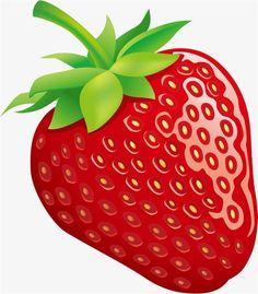 Molde de Frutas para Imprimir: 19 desenhos Fruits Name With Picture, Fruit Picture, Strawberry Decorations, Fruit Decorations, Strawberry Shortcake Pictures, Strawberry Clipart, Image Fruit, Fruit Coloring Pages, Wedding Caricature