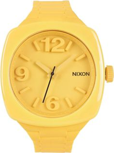 nixon watch...want...in teal or pink..