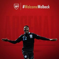 We have news - Danny #Welbeck has joined #Arsenal. #WelcomeWelbeck