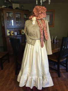 Trek Pioneer clothing/apron by sewbrina on Etsy