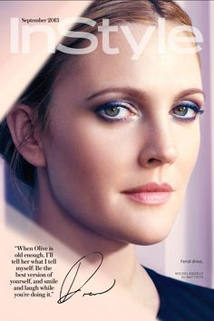 Make up and Hair   Drew Barrymore