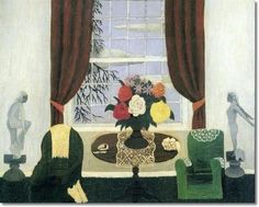 Paintings by Horace Pippin | Decoration As Composition